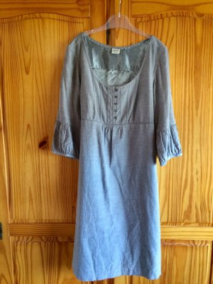 Esprit Empire Dress light grey