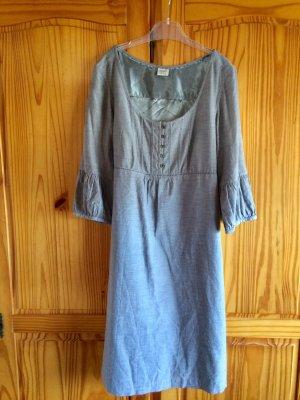 Empirekleid aus Baumwolle von Esprit