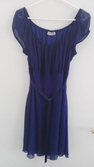 Empirekleid dunkelblau