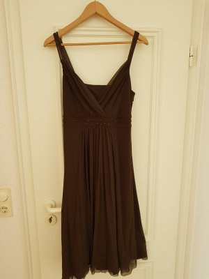 Mexx Empire Dress grey brown