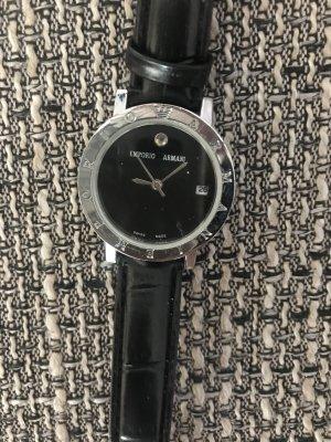 Emporio Armani Analoog horloge zwart