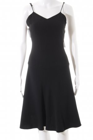 Emporio Armani Abendkleid schwarz Elegant