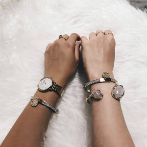 "Emporio Armani Analog Watch ""Ladies Kappa Watch Rosegold"""