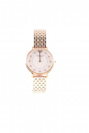 "Emporio Armani Analoguhr ""Ladies Kappa Watch Rosegold"""