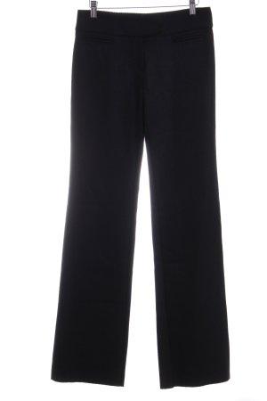 Emporio Armani Pantalón de vestir negro estilo «business»