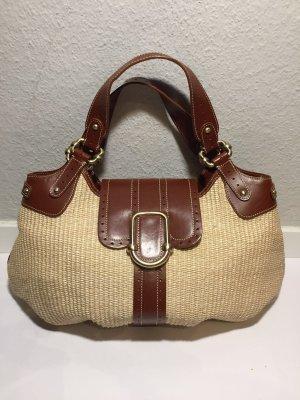 Emporio Armani Bast-Tasche Sommertasche