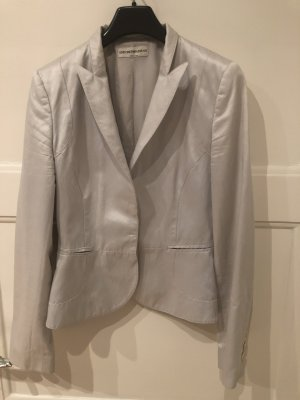 Armani Jeans Short Blazer light grey