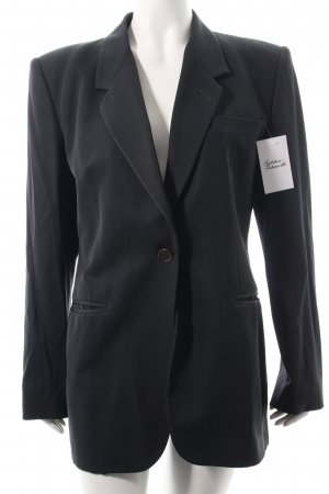 Emporio Armani Blazer schwarz Business-Look