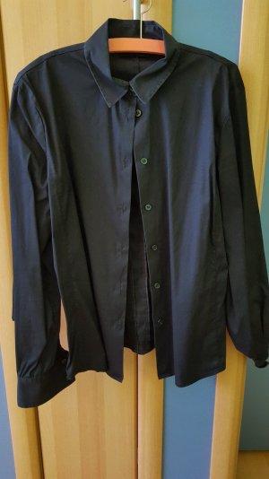 Emporio Armani Bluse schwarz