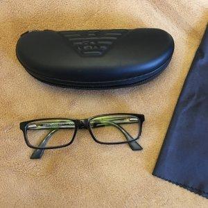 Emporio Armani Brille Lesebrille Sehhilfe Blogger