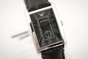 Emporio Armani Damen-Armbanduhr Quarz Leder AR1636