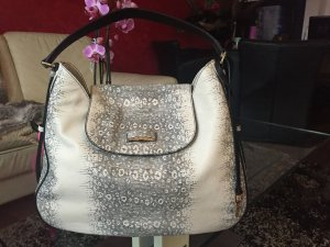 Armani Handbag white-black