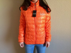 Emporio Armani Piumino arancione