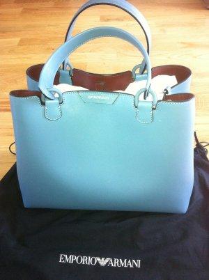 Emporio Armani Handtasche blau neu