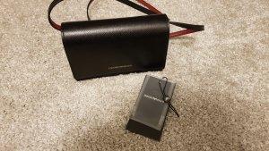 Emporio Armani Handtasche Clutch Minidollaro Umhängetasche