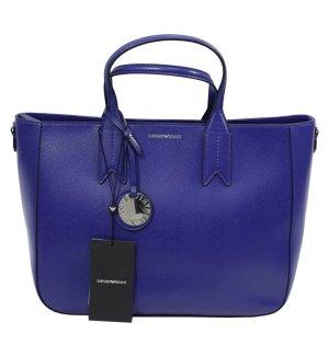 Emporio Armani Handtasche in Blau