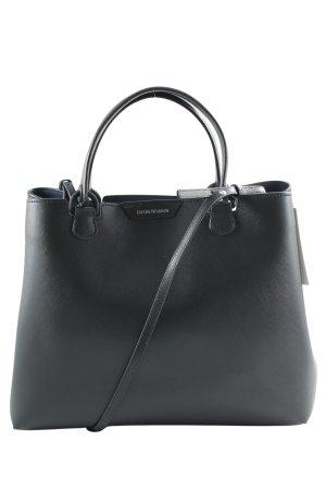 Emporio Armani Handtasche schwarz Elegant