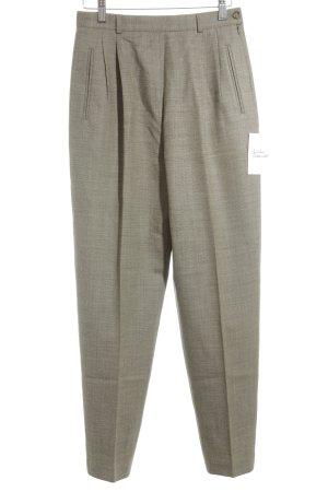 Emporio Armani Tailleur-pantalon gris brun-brun foncé style d'affaires