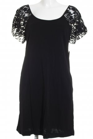 Emporio Armani Jerseykleid schwarz Casual-Look
