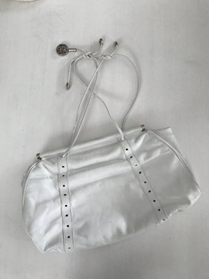 Emporio Armani Leder Tasche pochette Clutch
