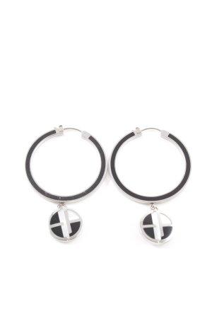 Emporio Armani Dangle black-silver-colored casual look