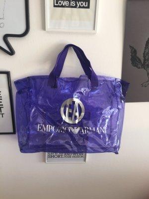 Emporio Armani Plastik Bag