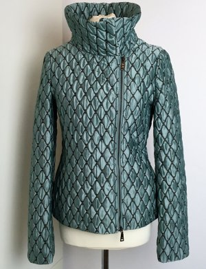 Emporio Armani Quilted Jacket multicolored synthetic fibre