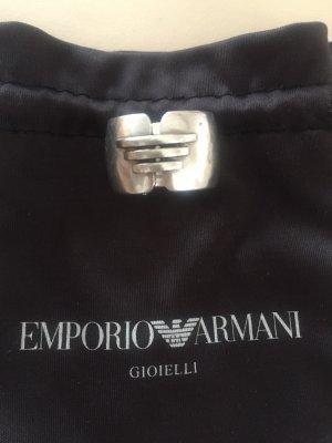 Armani Anello d'argento argento Argento