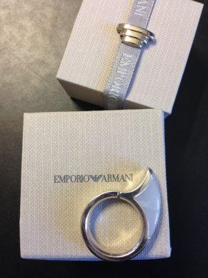 Emporio Armani Ring Silber
