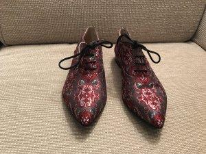 EMPORIO ARMANI Schuhe 39 Slipper Halbschuhe