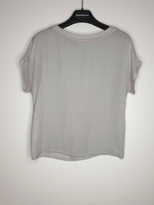 Emporio Armani Zijden blouse veelkleurig