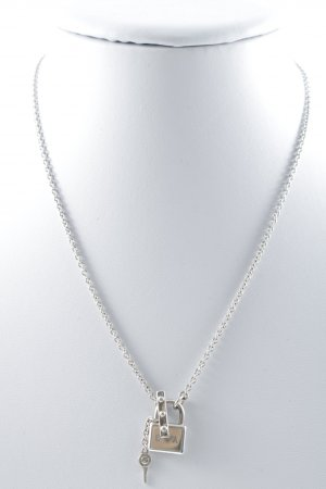 Emporio Armani Silberkette silberfarben