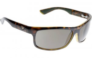 EMPORIO ARMANI Sonnebrille EA9780 / S in Havanna Brown