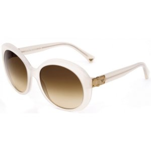Emporio Armani Sonnenbrille Beige Brown