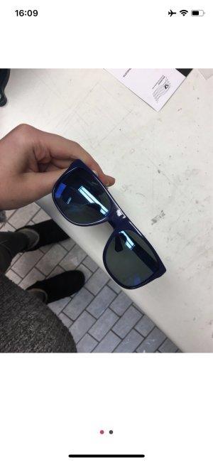 Emporio Armani Sonnenbrille blau verspiegelt