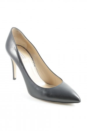 Emporio Armani Spitz-Pumps schwarz Business-Look