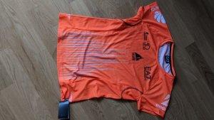 Emporio Armani Sportshirt Mailand Marathon ungetragen