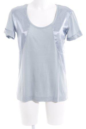 Emporio Armani T-Shirt graugrün Casual-Look