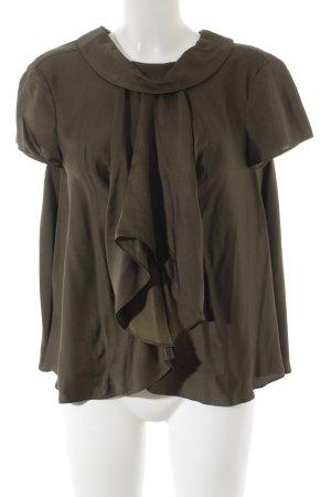 Emporio Armani T-Shirt olivgrün Elegant