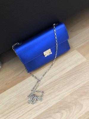 Emporio Armani Borsa clutch blu