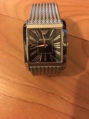 Emporio Armani Uhr aus Edelstahl AR2029