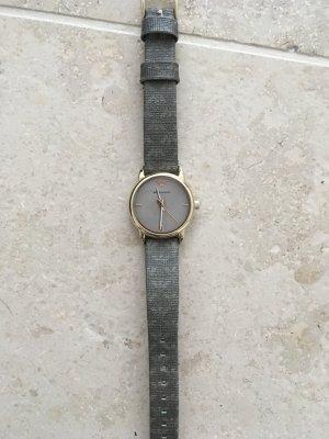 Emporio Armani Uhr in gold grau!