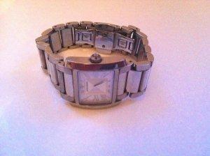 Emporio Armani Uhr Stahl Silber