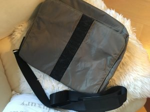 Emporio Armani Crossbody bag green grey-black