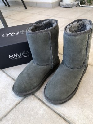 Emu Snow Boots multicolored leather
