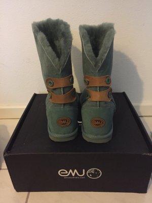 EMU Boots Australia Melba Türkis