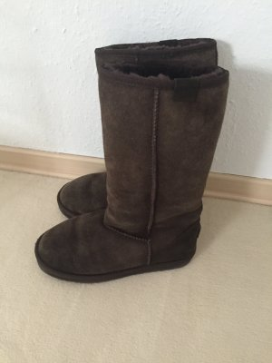 Emu Boots dark brown