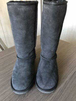 Emu Botas de nieve azul oscuro