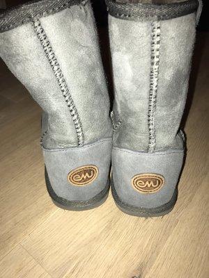 Emu Boots grau Gr. 38