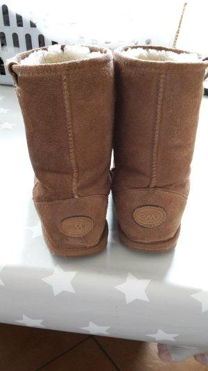 Emu Boots hellbraun  Winter